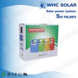 Набор DC портативного домашнего набора энергии солнечной силы освещения солнечный с шариками