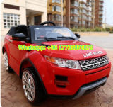 Игрушка младенца автомобилей дистанционного управления цвета Land Rover белая