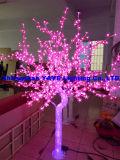 Yaye 18 Ce / RoHS / 2 anos de garantia ABS Outdoor LED Tree Light / LED Árvore de Natal Light / Pink LED Lights da árvore