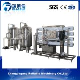 Sistema del RO para la máquina de la planta del purificador del agua