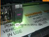 Strato leggero di bianco del segno 4mm del contrassegno & di sicurezza pp Corflute Correx per stampa dello schermo