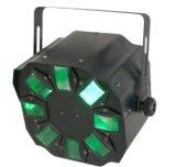 luz do efeito de estágio do diodo emissor de luz de 4X3w RGBW