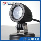 10W tamaño pequeño de la lámpara del trabajo del LED automática para la Construcción