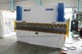 La curva del freno de la prensa hidráulica del CNC Backgauge de la potencia trabaja a máquina 4 contadores
