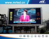 Schermo di visualizzazione esterno intelligente & economizzatore d'energia di Mrled di P16mm di colore completo del LED