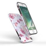 Lo stile floreale personalizza la cassa del telefono delle cellule per il iPhone