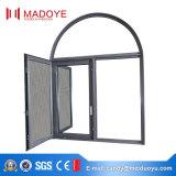 Het Openslaand raam van het Raamkozijn van het Aluminium van het Bouwmateriaal van Foshan