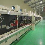 Máquinas automáticas de processamento de forno de biscoito de tipo túnel automático