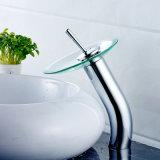 Torneira de misturador do Faucet do dissipador do banho do banheiro da cachoeira