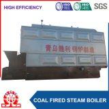 Caldeira de vapor ardente de carvão de Dzl do preaquecedor para a venda