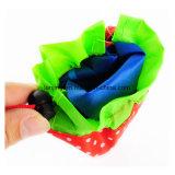 Große Kapazitäts-Erdbeere-nette Falz-bewegliche Form-wasserdichte Einkaufstasche