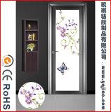L'elettricità statica di colorazione smontabile decorativa aderisce migliore pellicola autoadesiva della tinta della finestra