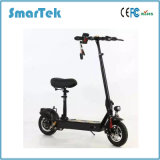 Smartek 지능적인 전기 스쿠터 S-005-3를 서 있는 LED 빛을%s 가진 지능적인 스쿠터를 접히는 최신 판매 E 자전거