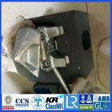 Halb automatisches Torsion-Verschluss-Versandbehälter-Anschluss-System