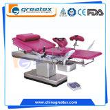 Ce- FDA Meubilair van het Ziekenhuis van het Bed van de Levering van de Werkende Lijst het Elektro Obstetrische (GT-OG804B)