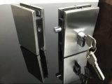 Blocage de porte en verre convenable de charnière de connexion en aluminium d'acier inoxydable