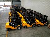 Neuer 3.5 Tonnen-Triplex Mast-Seiten-SchiebungsIsuzu Motor-Diesel-Gabelstapler