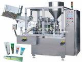 Automatische Plastikgefäß-Plombe und Dichtungs-Maschine