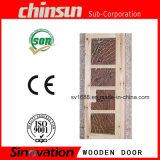 Porte en bois du plus défunt modèle d'une utilité intérieure de pièce