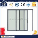 Premières portes en verre de glissement évaluées de salle de séjour de modèle de la partition As2047