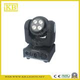 강력한 이중 면 빛 8*10W 이동하는 헤드 LED 단계 빛