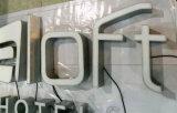방수 광도 풀 컬러 3D 알파벳 편지