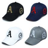 Boné de beisebol unisex, chapéus acrílicos de um camionista da letra (A512)