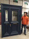 2017 New Design Aluminium Security Doors