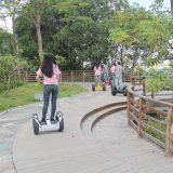 2 Scooter van de Fabriek van China van de Autoped van het wiel de Zelf In evenwicht brengende E