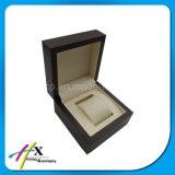 カスタムロゴによって印刷される贅沢な木の腕時計のパッケージボックス