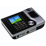Realand biometrischer Fingerabdruck-und Karten-Zeit-Anwesenheits-System mit Freier Software