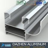 Het Profiel van het Aluminium van de Gordijnstof van het Venster van de schuifdeur in Ghana
