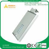 3 anni della garanzia IP65 LED di via di lampada solare Al-X15 dell'indicatore luminoso