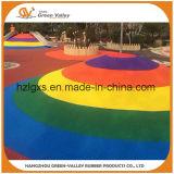 ISO9001 частицы зерен EPDM детсада EPDM резиновый для спортивной площадки школы
