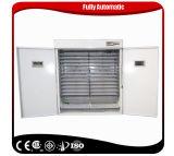 Incubateur électrique de volaille de la meilleure qualité pour l'incubateur de marque de poulets avec le thermostat