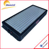 1200W vegetales Bloom conmutable Full Spectrum Panel LED crecer luz