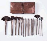 Usine en bois cosmétique de traitement de brosse de lecture de renivellement de vente en gros synthétique de cheveu