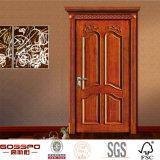 La porte en bois avant principale interne française en gros de la Chine conçoit (GSP2-063)