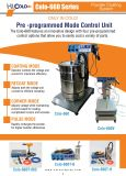 Colo-660 Polvo inteligente Coating Equipment (Equipo de pintura)