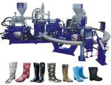 Botas de goma de PVC que hace la máquina