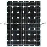 Panneau solaire monocristallin direct de la vente 55W d'usine pour l'énergie solaire