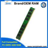 De Steun van het Geheugen van de RAM van de Desktop DDR3 4GB Alle Motherboards