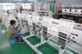 6 cabeças computarizaram a máquina de alta velocidade do bordado com Ce/certificado de ISO9001/GV