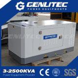 Gerador silencioso portátil do diesel de 12kw/15kVA China Xichai FAW
