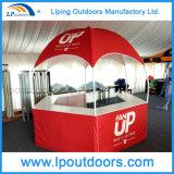 sechseckiges Zelt der Abdeckung-10X10, das Förderung-Stand bekanntmacht