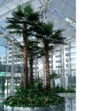 Валы профессиональной пальмы изготовления искусственной искусственние для декора