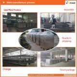 Bateria profunda para o armazenamento da potência solar, fornecedor do gel do ciclo de Cspower 12V120ah de China