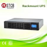 UPS 2kVA держателя шкафа с связью RS232/USB для дистанционного управления