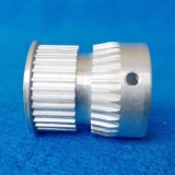 Polea industrial de la correa dentada de Aluminum/45#Steel modificada para requisitos particulares