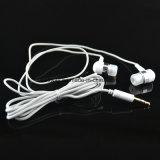 Écouteur tressé de câble, écouteur de fil tressé